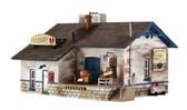 Woodland Scenics Pre-Fab Building O'Leary Dairy HO Train Building  PF5185