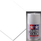 Tamiya TS-27 Matte White Lacquer Spray Paint 3 oz