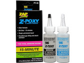 Pacer Zap Z-Poxy 15 Minute Epoxy Resin 4oz PT35