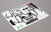 Vaterra VTR219000 Kemora Rally Cross Sticker Sheet Vaterra Kemora
