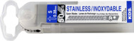 KDS Stainless Steel 13 Point Blades with Standard Hone (50 Pack)