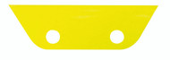 TAIL FIN SQUEEGEE - YELLOW - MEDIUM/HARD