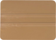 "4"" 3M SQUEEGEE - GOLD - MEDIUM"