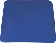 "4"" TEFLON HARD CARD - BLUE - MEDIUM/SOFT"