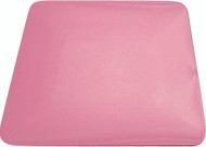 "4"" TEFLON HARD CARD - PINK - MEDIUM"