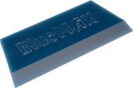 "5"" BLUE MAX SQUEEGEE BLADE ANGLE CUT"