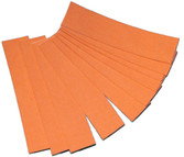 "Solskin Wet Strips 4"" (10 Pack)"