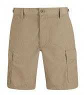 BDU Shorts with Zip Fly