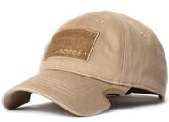 NOTCH Classic Adjustable Operator Hat - Tan