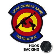 Combat Arms Morale Patch - PVC (w/ Hook Back)