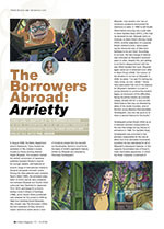 The Borrowers Abroad: <i>Arrietty</i>