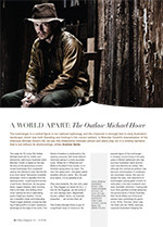 A World Apart: <em>The Outlaw Michael Howe</em>