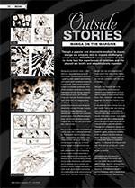 Outside Stories: Manga on the Margins