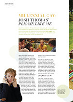 Millennial Gay: Josh Thomas' <em>Please Like Me</em>