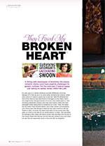 ?hey Fixed My Broken Heart? <i>Surviving Georgia</i>? Saccharine Swoon