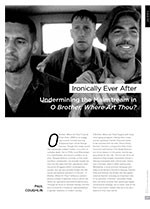 Ironically Ever After: Undermining the Mainstream in <i>O Brother, Where Art Thou?</i>