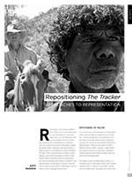 Repositioning <i>The Tracker</i>: Approaches to Representation