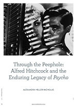 Through the Peephole: Alfred Hitchcock and the Enduring Legacy of <em>Psycho</em>