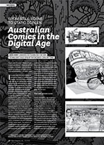 From Still Scene to Static Screen: Australian Comics in the Digital Age
