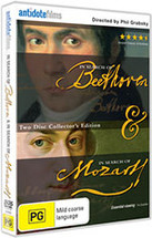 In Search of Beethoven / In Search of Mozart