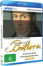 In Search of Beethoven (Blu-ray)