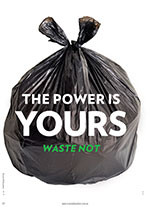 The Power Is Yours: <em>Waste Not</em>