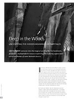 Deep in the Woods: Uncovering the Hidden Meanings of Fairytales
