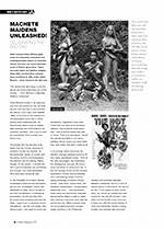 <i>Machete Maidens Unleashed</i>: Celebrating the Bad-Bad
