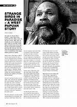 Document: <i>Strange Birds in Paradise ?A West Papuan Story</i>