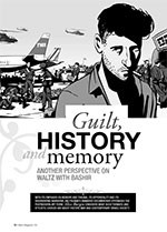 Guilt, History and Memory: Another Perspective on <i>Waltz with Bashir</i>