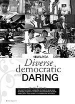 15Malaysia: Diverse, Democratic and Daring