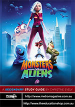 Monsters vs Aliens ?Secondary