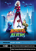 Monsters vs Aliens ?Primary