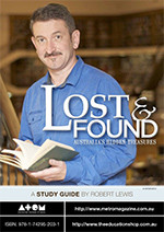 Lost & Found: Australia's Hidden Treasures
