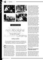 Landless White Women: Tracking a Non-Aboriginal Landscape Tradition in Australian Cinema