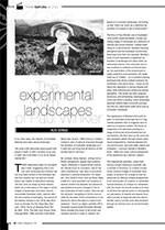 The Experimental Film Landscapes of Paul Winkler