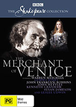 BBC Shakespeare Collection: The Merchant of Venice