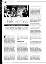Dark Forces: Excess and Absence in <i>Harlequin</i> and Beyond