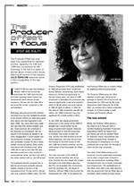 The Producer Offset in Focus: Intent and Reality