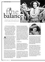 A Fine Balance: Making <i>Hula Girls</i> for International Television