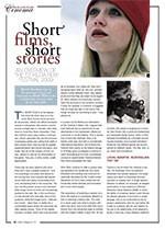 Short Films, Short Stories: An Overview of the St Kilda Film Festival 2009