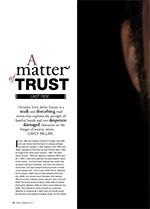 A Matter of Trust: <i>Last Ride</i>