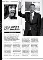 2008 Idiot's Box Awards