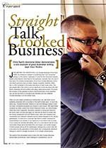 Straight Talk, <i>Crooked Business</i>