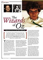 The Wizards of Oz: Behind the Scenes of <i>Not Quite Hollywood</i>