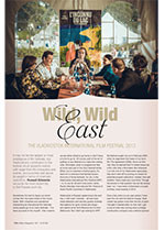 Wild, Wild East: The Vladivostok International Film Festival 2013