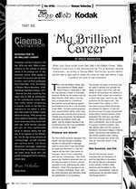 The NFSA's Atlab/Kodak Cinema Collection: <i>My Brilliant Career</i>