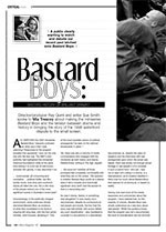 <i>Bastard Boys</i>: Bastard History of Brilliant Drama?