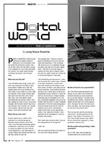 Digital World: An Interview with Pamela Hammond