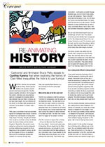 Re-animating History: Bruce Petty and <i>Global Haywire</i>
